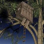 Det magiske hus i træet