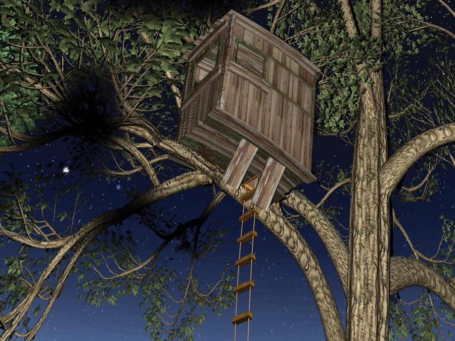MagiskeHusITræet