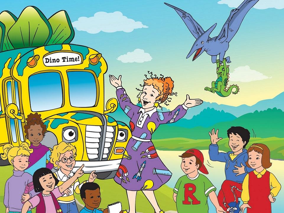 DenMagiskeSkolebus